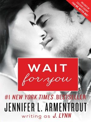 Cover of Wait for You