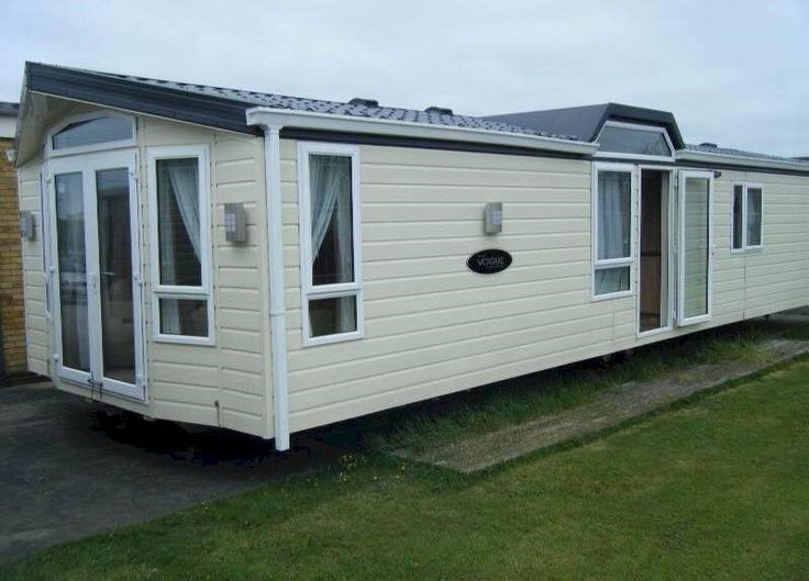 Stunning Platinum Grade Two Bedroom Static Caravan For Hire On Skipsea Sands Holiday Park East Yorkshire