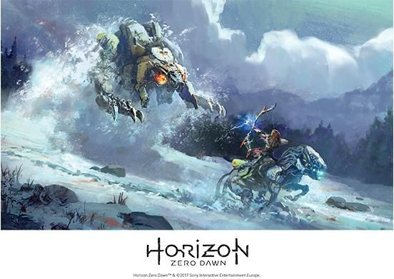 Image result for horizon zero dawn concept art