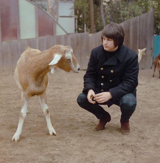 Brian Wilson Beach Boys Pet Sounds 1966