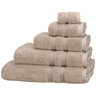 Latte towels from @JohnLewis