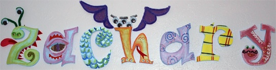 monster themed nursery images - Google Search