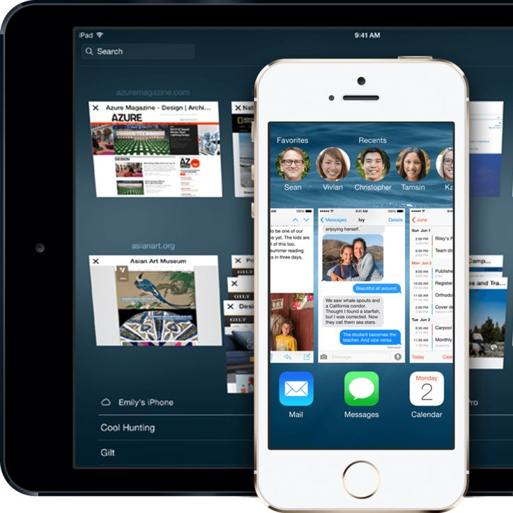 EVERYTHING iOS 8!  iOS 8 for iPhone and iPad iOS 8, codenamed Okemo, was announced by Apple at WWDC 2014 on June 2, with the first developer beta seeded the same day. The current beta, beta 2, was seeded on June 17, and it's expected to become publicly available this fall.