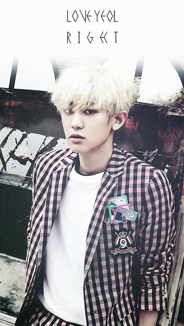 Chanyeol♥ love me right