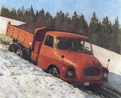 Tatra T138 6x6