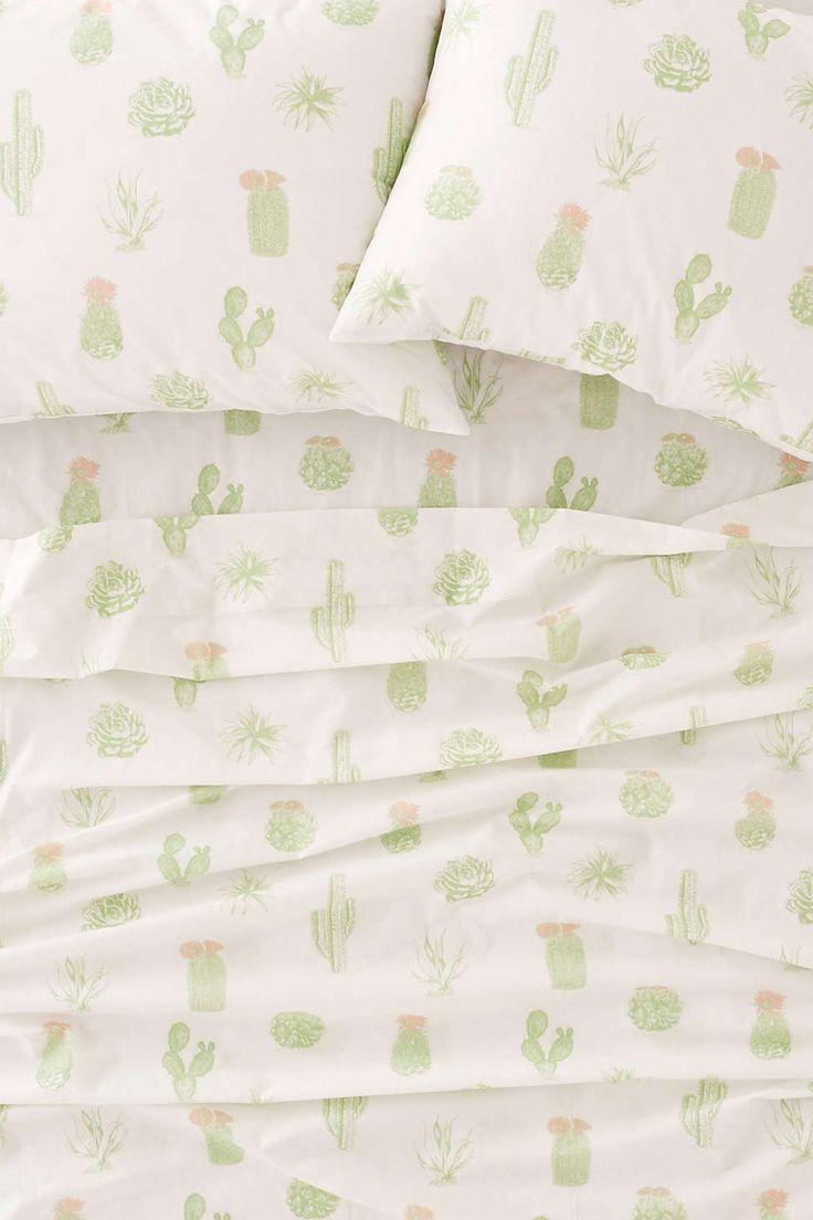 Cactus Sheet Set