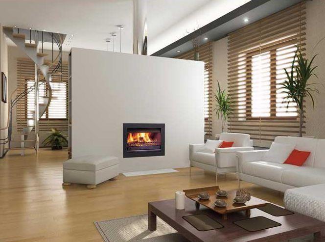 Jetmaster Universal Wood Inbuilt - Jetmaster Fireplaces