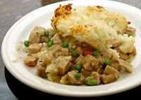 Pork and Potato Casserole Recipe - Pork Casserole With Leftover Pork Roast and Mashed Potatoes