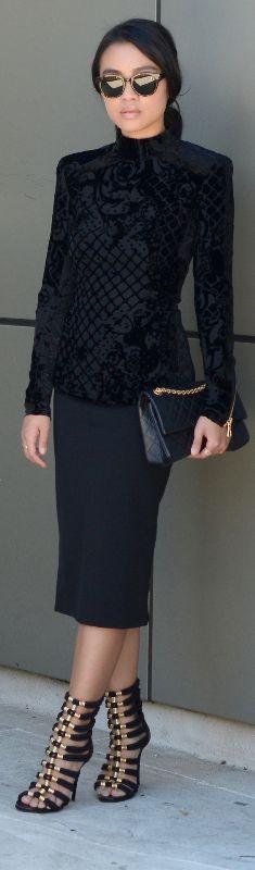 H&M x Balmain/ Fashion ByCharlene Goh
