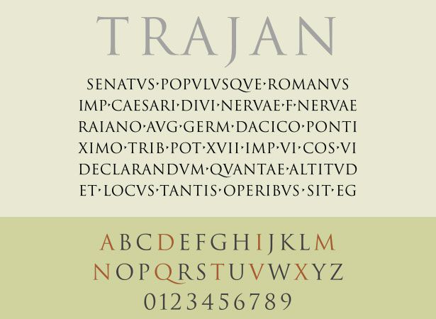 Fonts to Avoid and Why - says the article but I like several of these; just something to consider