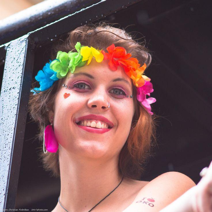 Flower power by Bjorn Christian Finbraten on 500px 24x7photo.com, woman, Danmark, Denmark, EU, Europa, København, Copenhagen, LGBT, party, gay, gaypride, lady, lesbian, flowers, girl