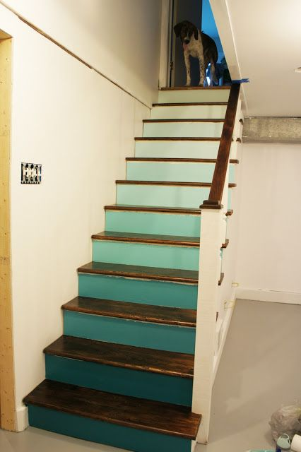 1000 ideas about basement staircase on pinterest open basement basements and staircase painting - Basement stair ideas pinterest ...