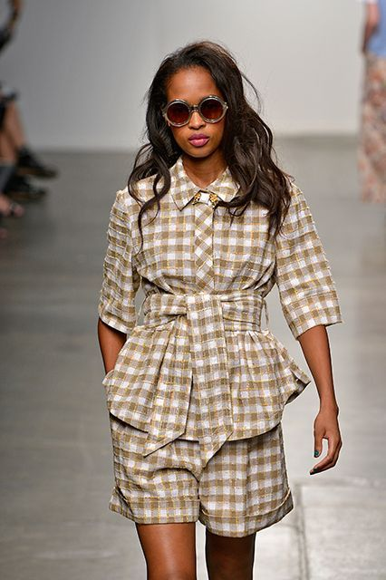 The 14 Need-To-Know Trends Of 2015 #refinery29  http://www.refinery29.com/2014/09/74344/fashion-week-trends-spring-2015-runway-shows#slide-21  Karen Walker