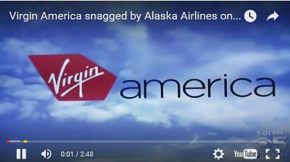 If you ‪    #‎fly‬ either #VirginAmerica or #AlaskaAirlines you'll eventually feel the effects of this merger. #ChrisMcGinnis gives a great analogy on the purchase. The only constant?? ‪    #Pathfinder‬ ‪    #CarryOn‬ bags fit well into the ‪    #‎overheadbin‬ space and/or under the seat in front of you on either carrier's full size planes. ‪      #BestBusinessLuggage‬ ‪    https://www.facebook.com/travelskills/posts/1693634427570108