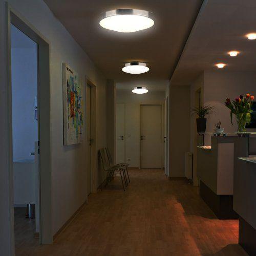 Sale Preis LICHT TREND LED Deckenlampe 30cm 12W Alu