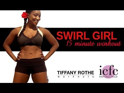 Get ready to swivel those hips and sweat it out with Tiffany Rothe. This workout hits all the right spots and will leave you feeling sexy as ever! ♠ Web Site...