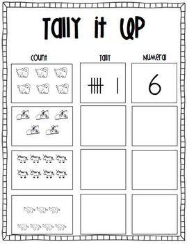 tally mark worksheets for kindergarten tally marks free printable worksheets. Black Bedroom Furniture Sets. Home Design Ideas