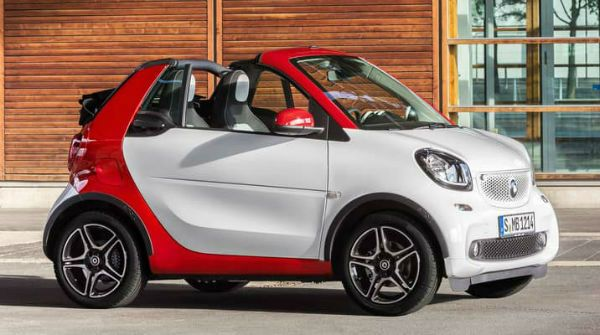Smart Fortwo 2019 Precio With Images Smart Fortwo Smart Car