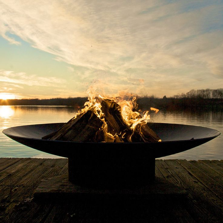 Fire Pit - handcrafted in Tennessee