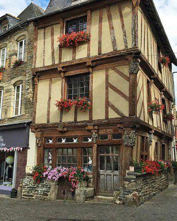 #maison #LapinsCrétins #Malestroit #Morbihan #Bretagne #boutique