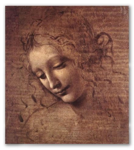 The Scapigliata – Da Vinci – Crox Gallery (Hand-painted Reproductions + Online Store)