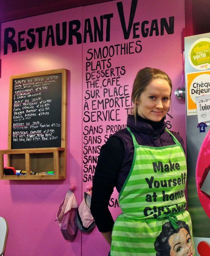 restaurant vegan bastille