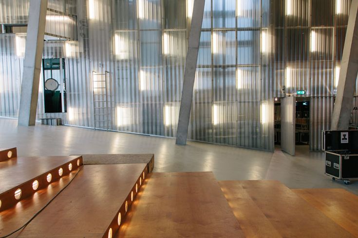 OMA renovates the kunsthal in rotterdam, the netherlands
