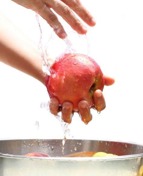 Het schoonmaken van groente en fruit, hoe belangrijk is dat? | Flairathome.nl #FlairNL