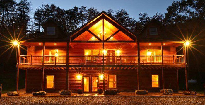 Absolute Perfect Escape Luray Cabins In Virginia Mountain