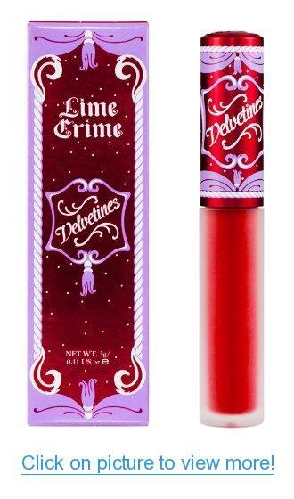 LIME CRIME Velvetines - Red Velvet