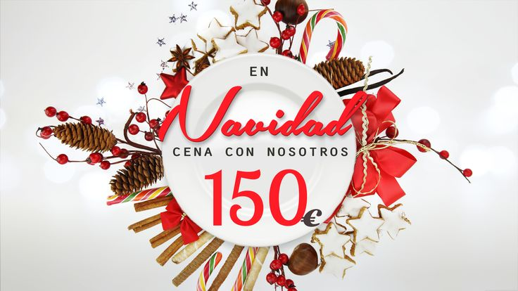 ¿Cena de Navidad en tu restaurante? playthe.net, te ayuda a difundirlo gracias a las plantillas personalizadas.