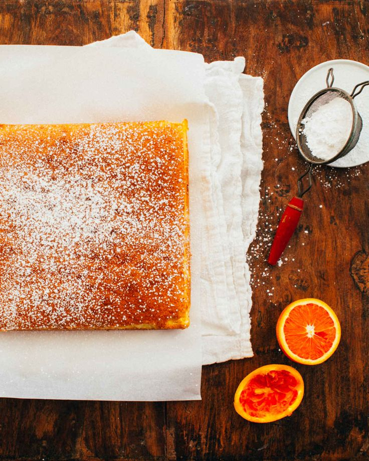 Portugese Orange Cake on Foodess-1