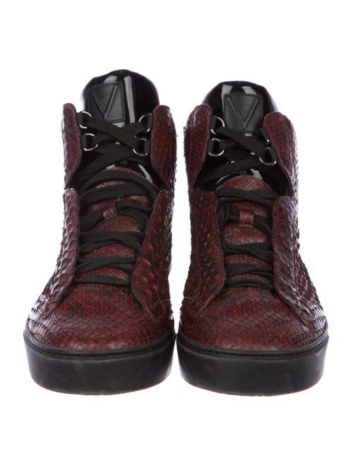 5140d2f7f44 Python High-Top Sneakers | Men's shoes | Sneakers, High top sneakers ...