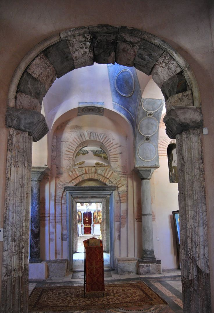 New Monastery of Chios