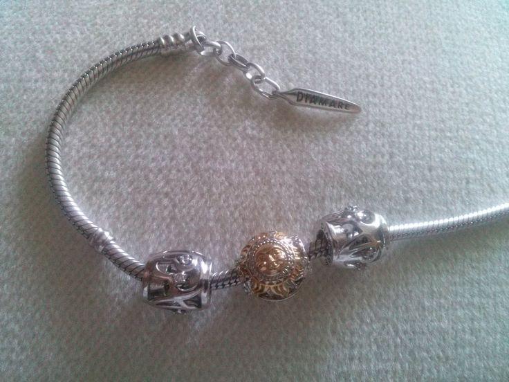 """Рубрика """"Мой первый браслет Diamare"""", чудесные фотографии от нашей покупательницы Алёны."""