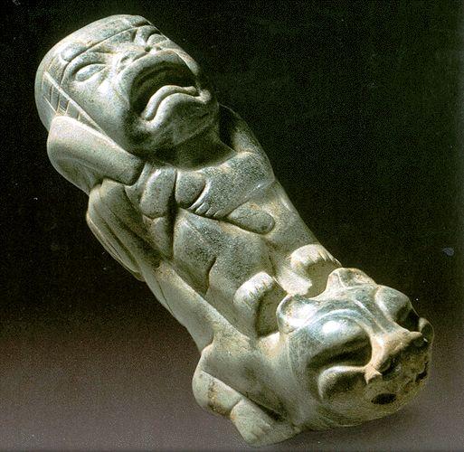 OLMECA – Jade Misterioso | ARQUEOASTRONOMÍA - jorge mier hoffman