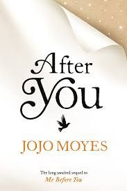 Can't wait to get stuck into this! After you by JoJo Moyes!
