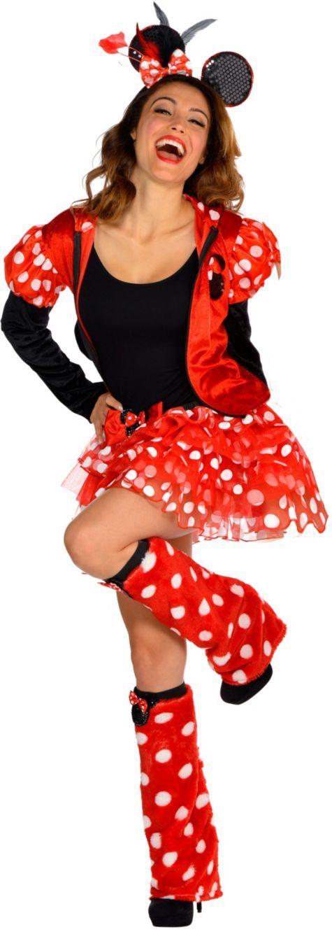 Oooh Minnie Mouse adult #costume