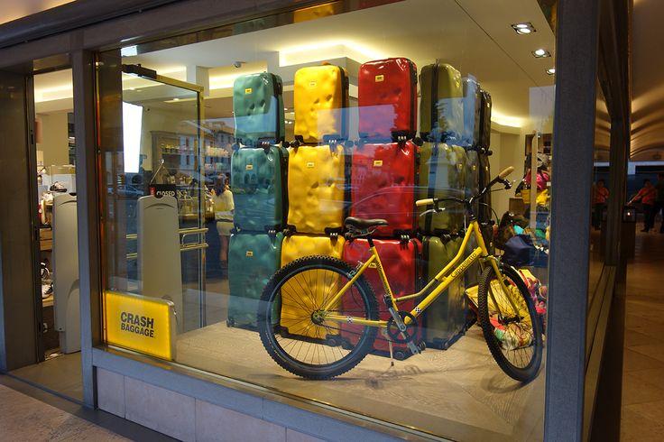 DISPLAY CAPPELLETTO, CASTELFRANCO - Crash Baggage