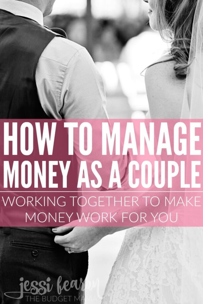 "Getting married or newly engaged and wondering how to manage money as a couple? Well, this certainly isn't the ""end-all-be-all"" when it comes to managing money"