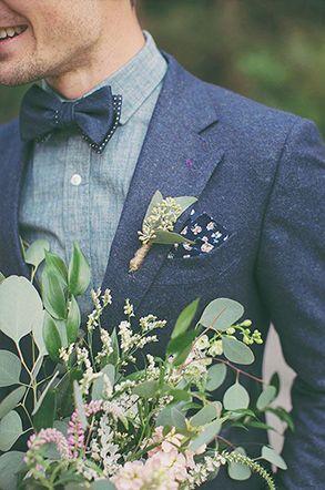 Bucolique et léger - Le mariage champêtre - The Men Times par Faubourg Saint Sulpice - Photo: Alixann Loosle Photography
