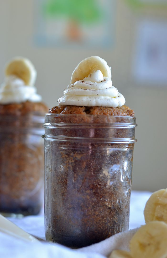 Mason Jar Browned Butter Banana Bread Recipe | #recipe #masonjar #dessert