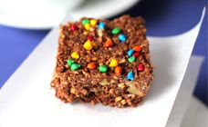 Coco Pop Bars Recipe - Fridge baking