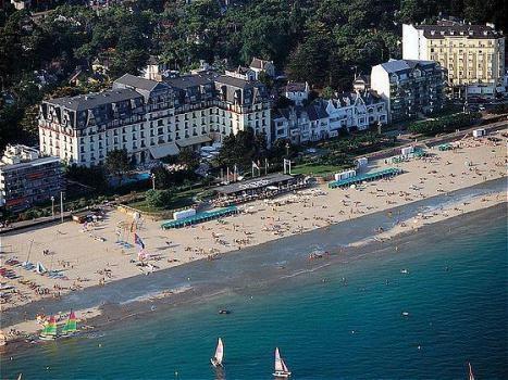 Hotel L'Hermitage, La-Baule, France <3