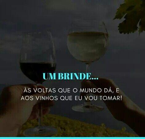 #Vinho ♡ & #Brinde #TimTim!!!