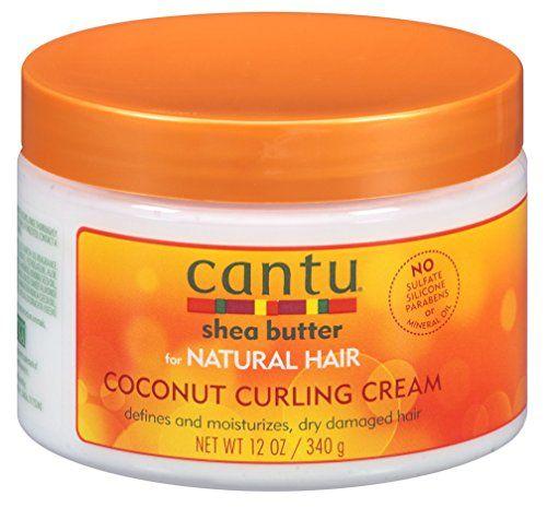 Bella Curls Coconut Creme Curl Defining Creme | Demo ...