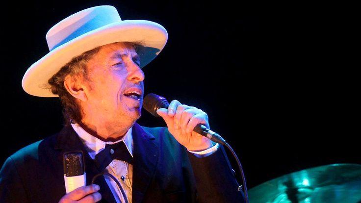 Sänger, Dichter, Protestikone: Bob Dylan bekommt Literaturnobelpreis