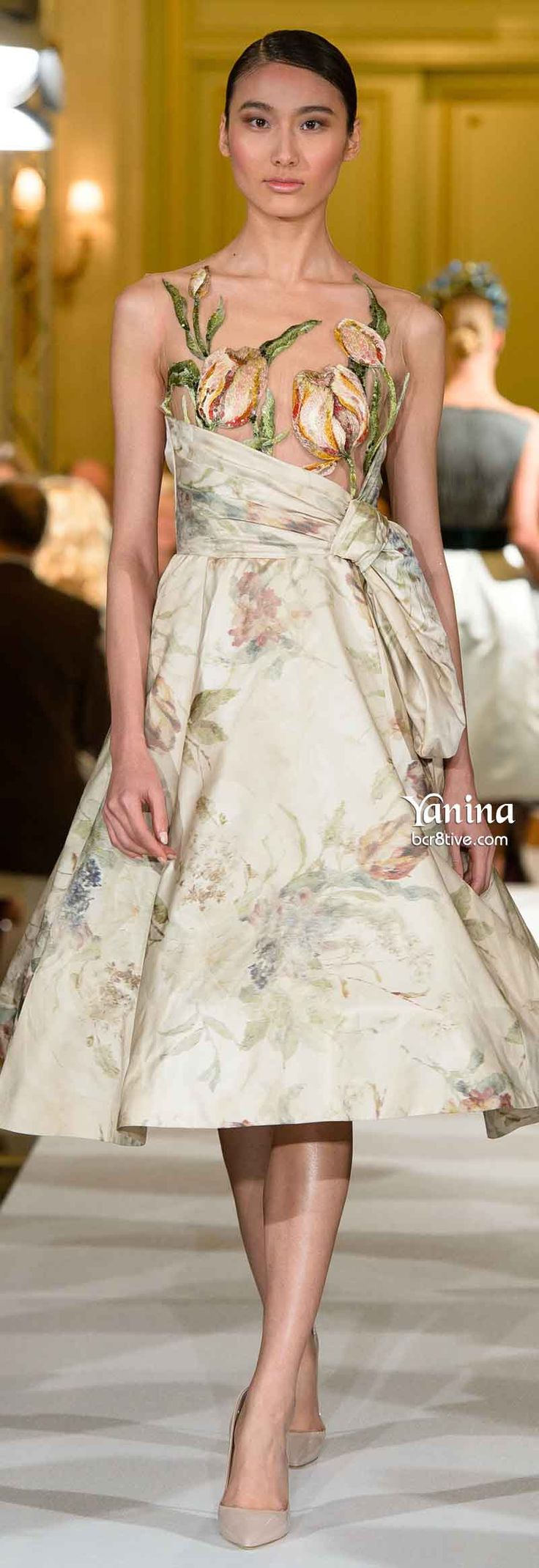 Yanina Spring 2014 Couture