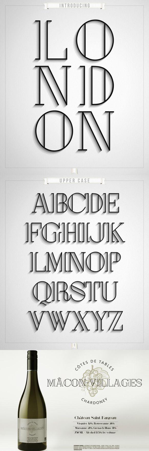 London - Free Typeface