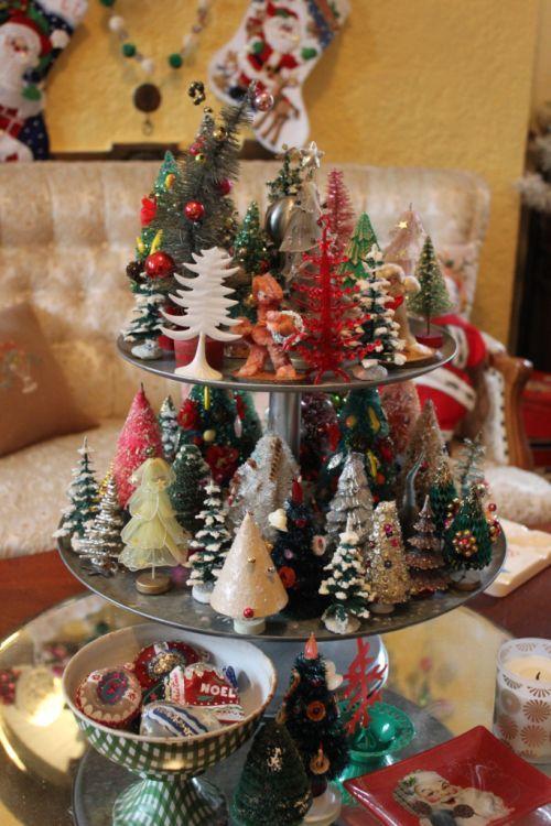 miniature vintage christmas tree with kitchen utensils - Google Search - Miniature Vintage Christmas Tree With Kitchen Utensils - Google